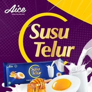 Aice Susu Telur